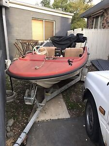 Fishing boat in good condition Sunbury Hume Area Preview