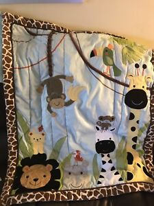 Lambs and Ivy bedding set