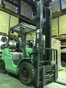 Forklift Mitchell Gungahlin Area Preview