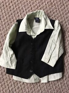Baby and toddler dress clothes