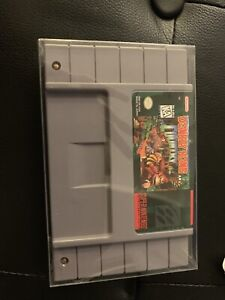 Donkey Kong Country SNES Game Super Nintendo