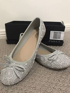 Lace Ballet Flats Kearns Campbelltown Area Preview