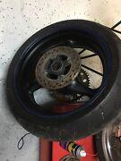 Cbr 900 rear rim wheel  03  954 Wynnum West Brisbane South East Preview