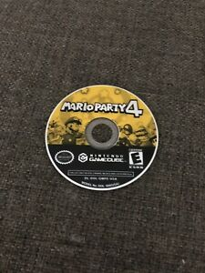 Mario Party 4 Nintendo Gamecube