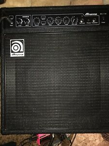 2018 Ampeg BA 112 Bass Amp combo for Sale or Trade - $350