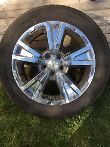 Wheels of a 2010 equinox but will fit others