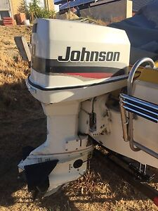 Johnson/Evinrude V4 120hp Outboard Joondalup Joondalup Area Preview