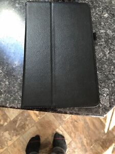 Samsung Tab E 9.7 Inch With Awesome Leather Case