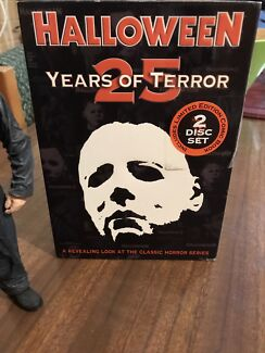 Halloween 25 years of terror dvd (region 1)