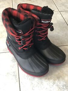 Youth size 5 winter boots