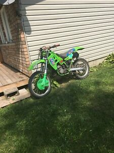Looking for exhaust tip for 89 KX 125