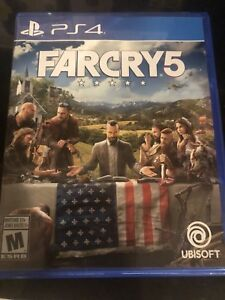 Far cry 5 PS4 Trade/Sale