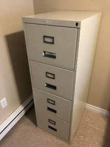 Office Furniture:  Heavy Duty Filing Cabinet