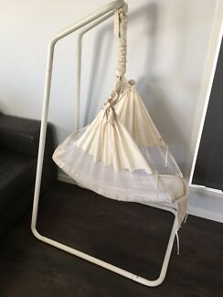 Medium image of amby baby hammock swing