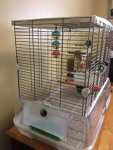 Large Vision bird cage-Excellent shape