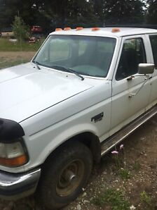 1997 Ford F-250 (read ad carefully)