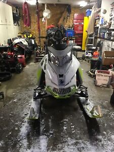 2014 skidoo freeride/summit