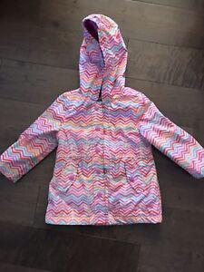 2T rain jacket