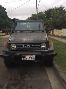 Toyota landcruiser ute Nundah Brisbane North East Preview