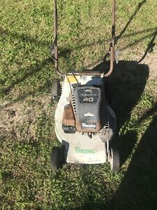 Wanted: Lawnmower working