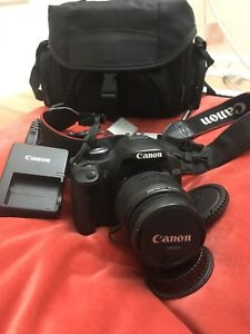 Selling CANON Rebel T1i 500D CAMERA