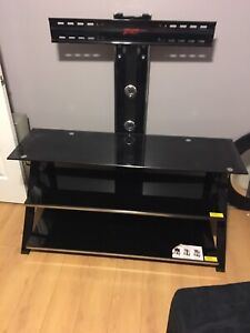 Glass tv stand  $175 OBO