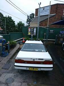LONG REGO HONDA PRELUDE Coogee Eastern Suburbs Preview