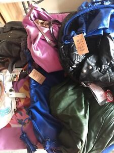 Purses Handbags NEW Hurley Roxy element fox Etnies+ Liquidation