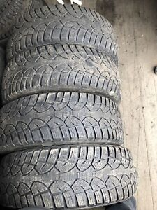 225/60/17 General winter tires