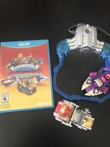 Skylanders Super Chargers for Wii U