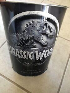 Jurassic world collectors tin Oak Flats Shellharbour Area Preview