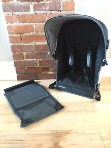 2009-2014 uppababy vista stroller rumble seat