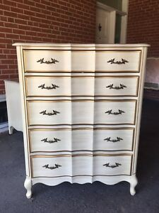 Antique French provincial dresser - Malcolm