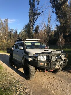 2008 hilux Drung Horsham Area Preview