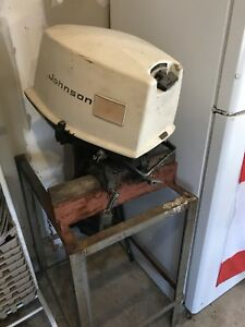 Johnson 1968 20Hp Boat Motor