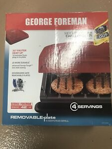 George Foreman Grill (Never opened)