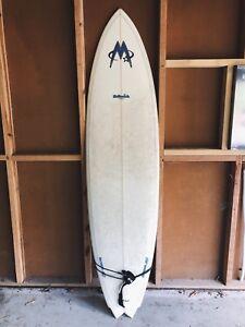 """7'6"""" McTavish board"""