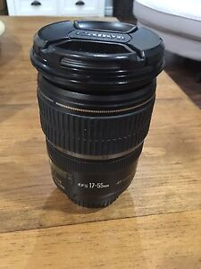 Canon EF-S 17-55mm f/2.8 IS Lens