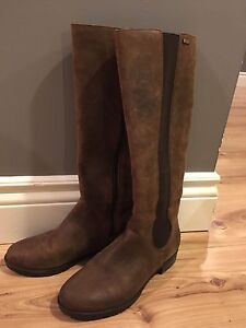 Woman's Rockport Riding Boot