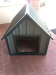 MEDIUM COLOUR BOND DOG KENNEL Prospect Prospect Area Preview