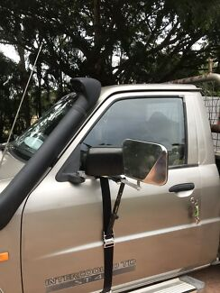 Towing mirrors Rangewood Townsville Surrounds Preview