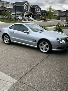 2004 SL500 Mercedes Benz