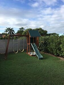 Kids Swing Set/Cubby Miami Gold Coast South Preview