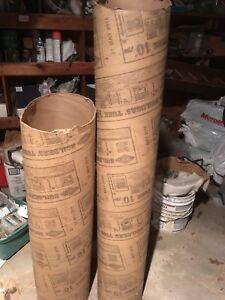 Concrete tubes / Sonia tubes.