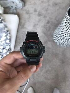 Casio G-Shock DW6900-1VQ black