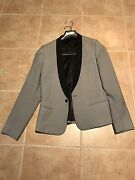 Jack London Mens Blazer Dinner Suit Jacket Shawl Collar Size 48 Carlton North Melbourne City Preview