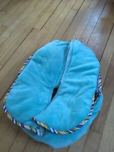 Bucket car seat cover