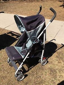 Safety 1st Lux Zune Stroller: Good Used Condition