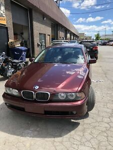 BMW 540I M-PACKAGE 2001 MANUELLE