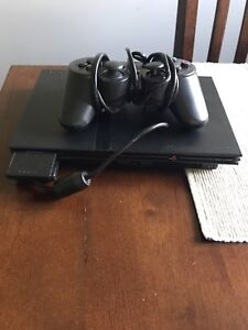 PS2 Slim With Controller